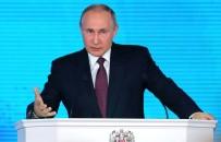 NURSULTAN NAZARBAYEV - Liderlerden Putin'e Tebrik Yağdı