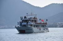 Marmaris'te Günübirlik Tekne Turu Sezonu Başladı