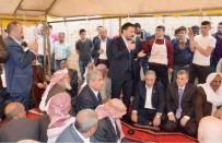 BARIŞ YEMEĞİ - Milletvekili Yılmaztekin Kan Davasını Barışla Sonlandırdı