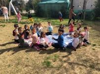 HAYVAN - Minikler Başak Montessori Çocuk Akademisi'nin Keyfini Yaşıyor