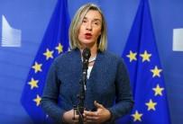GÜNEY KORE - Mogherini 'Umut Verici' Olarak Yorumladı