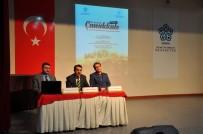 SALDıRı - NEÜ'de 'Bir Destandır Çanakkale' Paneli Düzenlendi