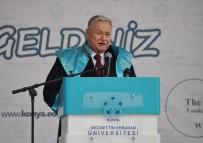 REKTÖR - NEÜ Rektörü Şeker'den Hasan Celal Güzel'in Vefatıyla İlgili Taziye Mesajı