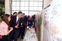 GENEL SEKRETER - ODTÜ'lü Öğrencilerden Çakır'a Plan Sunumu