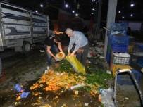 MEMUR - Pazar Çöpleri İş Kapısı Oldu