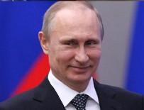 Putin'den zafer klonuşması