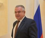 VLADİMİR JİRİNOVSKİ - Putin'in Oy Oranı Abhazya'da Yüzde 94 Oldu