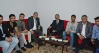 ÖĞRENCILIK - Rektör Gür'den Öğrenci Evine Ziyaret