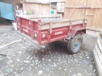ÇARDAKLı - Römork Hırsızları Tutuklandı
