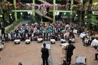 YAŞLILAR HAFTASI - Samsun'da Yaşlılar Unutulmadı