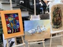 HABITAT - Sarıkamış'ta '1. Sanat Çalıştayı' Yapıldı