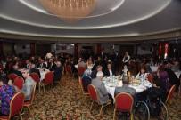 MUSTAFA KEMAL ATATÜRK - Şehit Yakınları Ve Gaziler Onuruna Akşam Yemeği