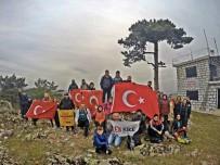 BİSİKLET - Şehitler Diyarı Belce'ye Dikkat Çekmek İçin Yürüdüler