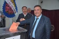 GENEL KURUL - Şoförler Ve Otomobilciler Esnaf Odası Başkanı Selman Aydeniz Oldu