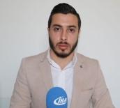 POLITIKA - Suriyeli Gençler Cemiyeti Türkiye'den Destek İstiyor