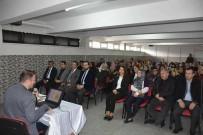 İBRAHIM YıLMAZ - TEKAD Ve AFAD'dan 'Deprem' Semineri