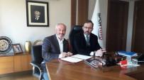 GRUP BAŞKANVEKİLİ - Topakkaya Beldesine Spor Kompleksi İçin Protokol İmzalandı