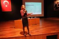 MÜHENDISLIK - TREDAŞ, Kadın İstihdamı Konusundaki Deneyimlerini Öğrencilerle Paylaştı