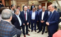 TÜRK PARLAMENTERLER BIRLIĞI - Türk Parlamenterler Birliği Dulkadiroğlu'da