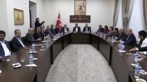 CUMHURİYET MEYDANI - Türk Parlamenterler Birliği Heyeti Kilis'te
