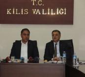 TÜRK PARLAMENTERLER BIRLIĞI - Türk Parlamenterler Birliği'nden Kilis'e Ve Harekata Destek