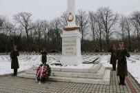 SAVUNMA BAKANLIĞI - Türk Şehitleri Budapeşte'de Askeri Törenle Anıldı
