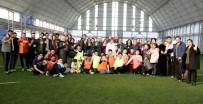 TUZLA BELEDİYESİ - Tuzla'da 'Özel Çocuklarımız' Gönüllerin Şampiyonu