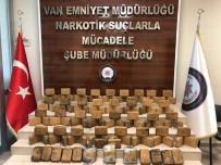 NARKOTIK - Van'da Dev Uyuşturucu Operasyonu