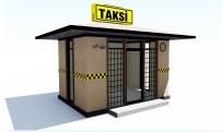 TAKSİ DURAKLARI - Van'daki Taksi Durakları Yenilenecek