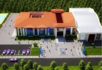 EĞLENCE MERKEZİ - Yıldırım Bayezid Meydan Ve Gençlik Merkezi'nin İnşaatına Başlandı