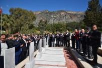 LALA MUSTAFA PAŞA - Yunusemreli Muhtarlar Kıbrıs'ı Gezdi