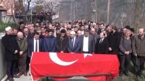 15 Temmuz Gazisi Hüseyin Erdoğan'ın Cenazesi Toprağa Verildi