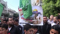 14 MAYıS - ABD'nin Kudüs Kararları Gazze'de Protesto Edildi