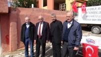 İBRAHIM ERDOĞAN - Afrin'deki Mehmetçik İçin Mevlit Okutuldu