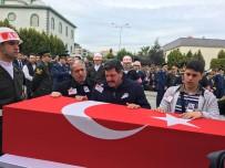 HACI BAYRAM TÜRKOĞLU - Afrin Şehidi Hatay'da Son Yolculuğuna Uğurlandı