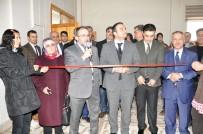 SANAT ESERİ - Afşin'de Engelliler Ebru Sanatları Sergisi Açtı