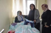 ÇOCUK HASTALIKLARI - Ağrı'da 'Hoş Geldin Bebek' Projesi Tekrar Başladı