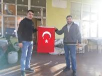 AK Parti Ve MHP'den Afrin İçin Bayrak Seferberliği