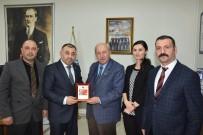 KADİR ALBAYRAK - Albayrak, BBP Çorlu İlçe Yönetimini Ve Cemevi Yöneticilerini Ağırladı