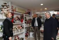 HEREKE - Başkan Baran, Hereke'yi Ziyaret Etti
