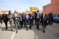 SERBEST BÖLGE - Başkan Büyükkılıç Demirciler Sitesi'nde