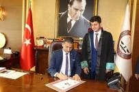 ALI ER - Başkan Er Açıklaması 'Meslektaşlarımız Ekonomik Kaygı Yaşamamalı'