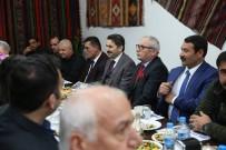 EYÜP EROĞLU - Başkan Eroğlu, Sivas Tokatlılar Derneğini Ziyaret Etti