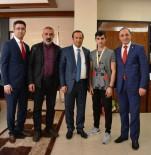 HASAN YıLDıZ - Başkan Toltar, Türkiye Üçüncüsünü Ağırladı