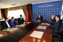 ALİ GÜVEN - Başkan Tuna, AK Parti Ankara İlçe Teşkilatlarıyla İstişarelerine Devam Ediyor
