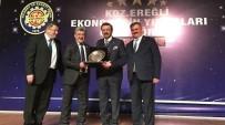 RıFAT HISARCıKLıOĞLU - Başkan Yiğit, TOBB Başkanı Hisarcıklıoğlu'ndan Plaket Aldı