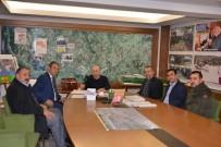 KAYNAR - Belediye Başkanı Saraoğlu Açıklaması Yönetim Anlayışımızın Temelinde Ortak Akıl Olgusu Var