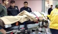 YOLCU MİNİBÜSÜ - Bitlis'te Minibüs Şarampole Yuvarlandı Açıklaması 1 Ölü, 9 Yaralı