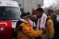 İSMAIL USTAOĞLU - Bitlis'ten Afrin'e Sağlık Personeli