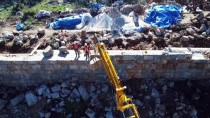 BÜYÜK İSKENDER - Büyük İskender'in Aşamadığı Surlar Ayağa Kaldırılıyor
